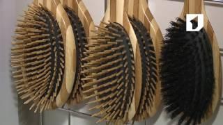 видео Расческа для волос (для укладки): описание, способ выбора и использования