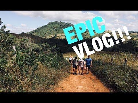 !!! EPIC VLOG 2X1 NICARAGUA TRAVEL !!!! (Granada - Lomas De Viento)