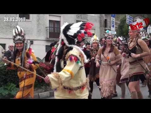 TOMAR – São Pedro ajudou e o Carnaval encheu as ruas da cidade cvídeo