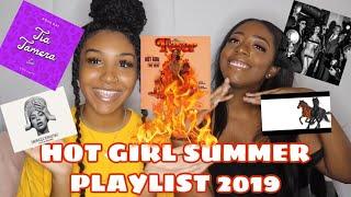 HOT GIRL SUMMER PLAYLIST 2019: Part 1