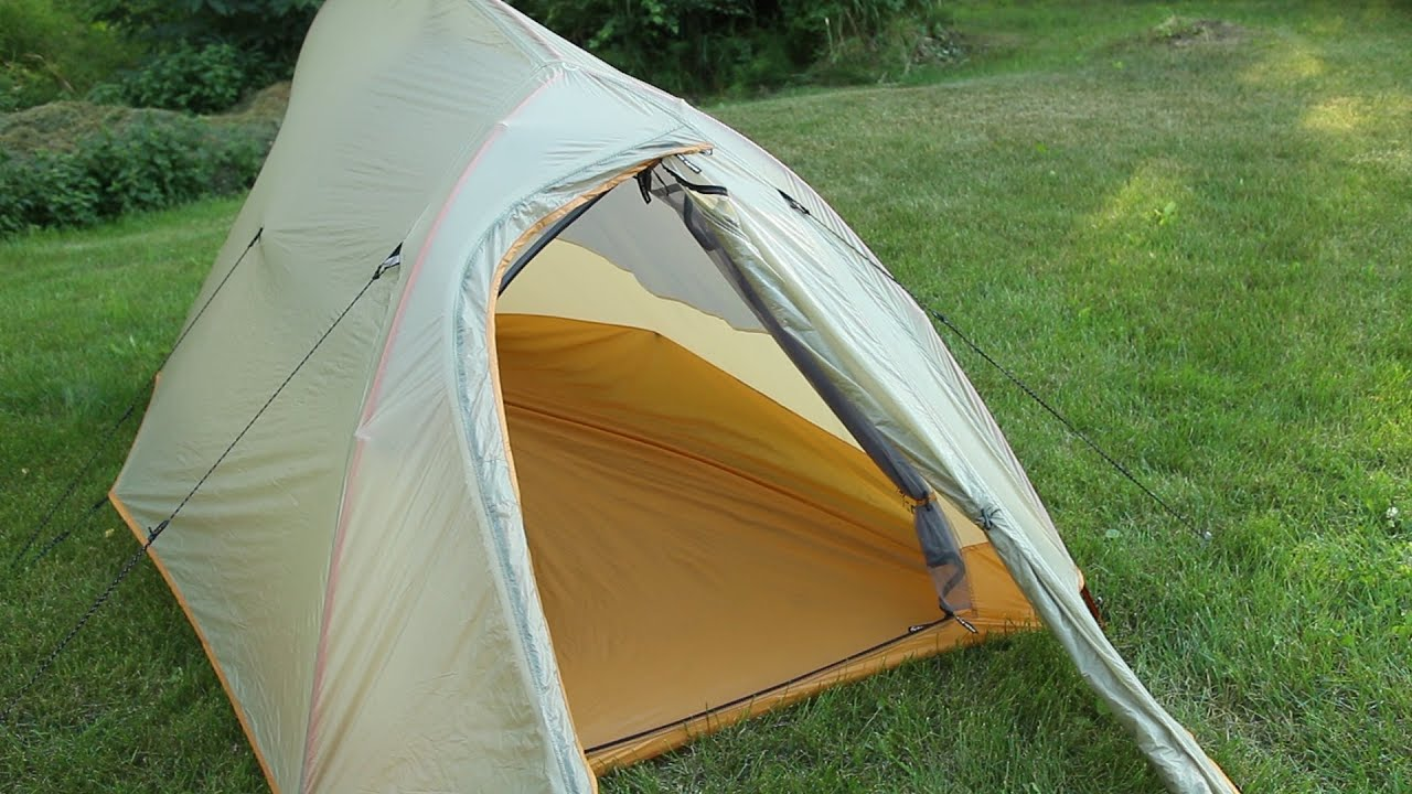 & Big Agnes - Fly Creek UL1 Review - YouTube