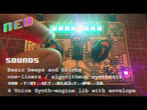 What is the 8Bit Mixtape NEO - original version