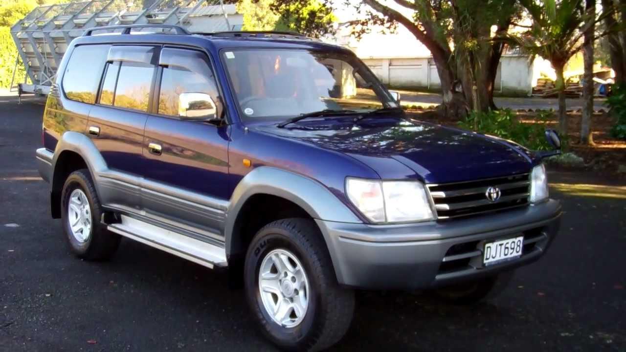 Kelebihan Toyota Land Cruiser 1999 Top Model Tahun Ini