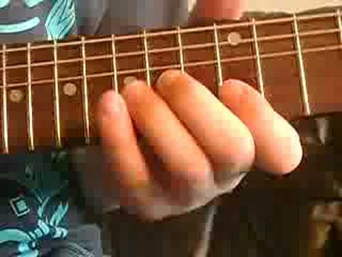 how to play nothing else matters solo