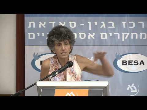 Future of Israel's Natural Gas Reserves - Ms. Gina Cohen