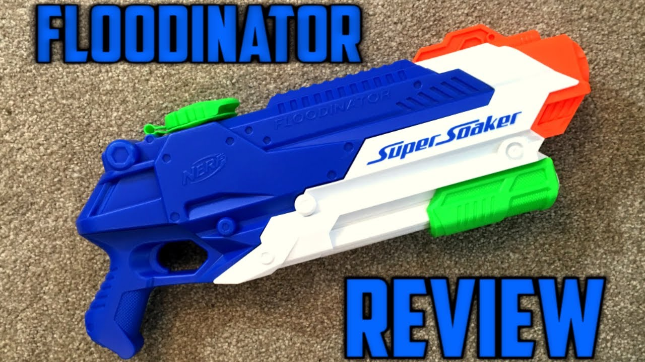 How to Use a Super Soaker recommend