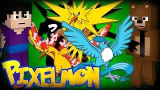 Pixelmon #6 [4ªT] // Os Pássaros Lendários !!!