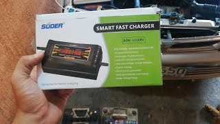 Car Battery Charger Cheap Price but Good Performance