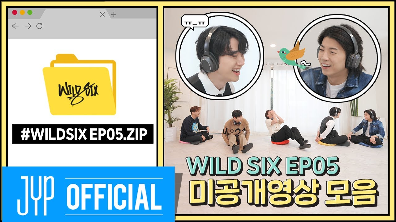 [Over 2PM(오버 2PM)] 와일드 식스 Ep. 05 : 미공개 영상.zip (EN/JP/TH)
