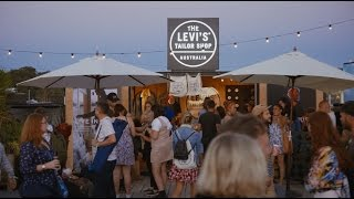 Levi's® Tailor Shop at Bluesfest Byron Bay 2017
