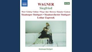 Siegfried WWV 86C Act II Scene 3 Act II Scene 3 Nun Sing Ich Lausche Dem Gesang