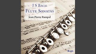 Sonata in E Flat Major, BWV 1031: II. Sicilienne