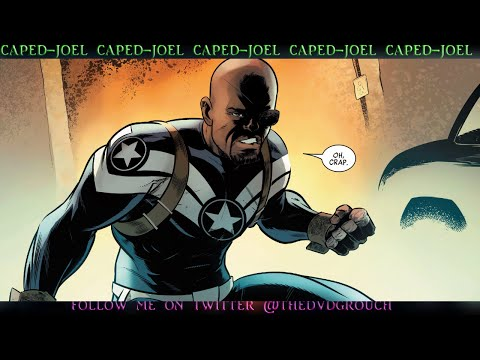 Fury #1 S.H.I.E.L.D 50th Anniversary Review