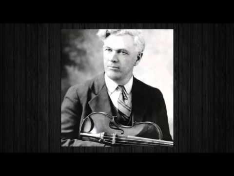 Folklore Québécois - ♫ Joseph Allard - Marche Sir Wilfrid Laurier ♫