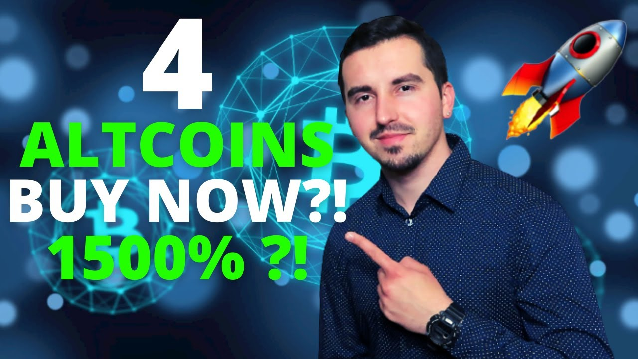 Download TOP 4 Crypto To Invest In May 2021 🚀|HUGE POTENTIAL 1500% 😱| Altcoin Season |
