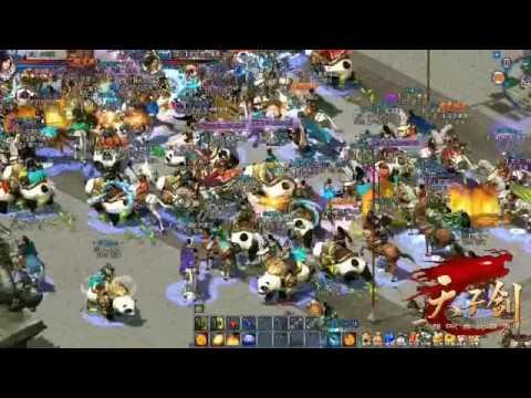 Thiên Tử Kiếm - Game client quốc chiến 2D