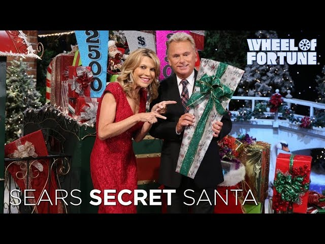 Wheel of Fortune Secret Santa Sweepstakes | WWLP.com
