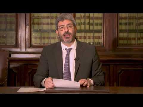 Giornata mondiale dei diritti umani 2020: videomessaggio del Presidente Fico
