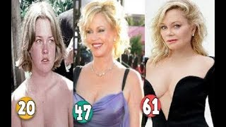 Young Melanie Griffith Pictures