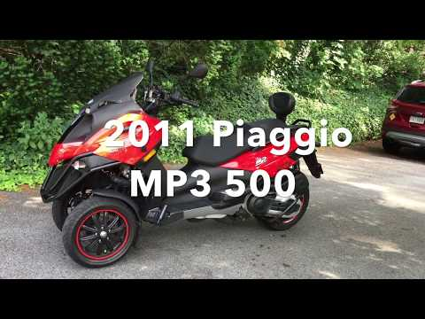 Piaggio MP3 500 For Sale