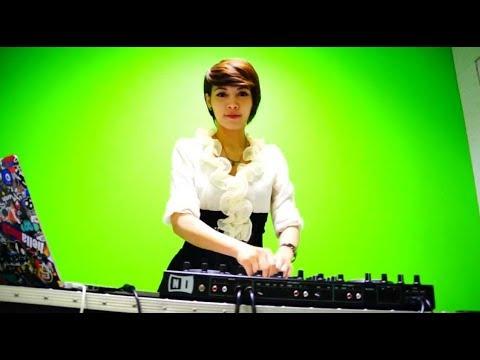 DJ SUNDA || ES LILIN || BREAKBEAT 2017 || DI GOYANG MANG