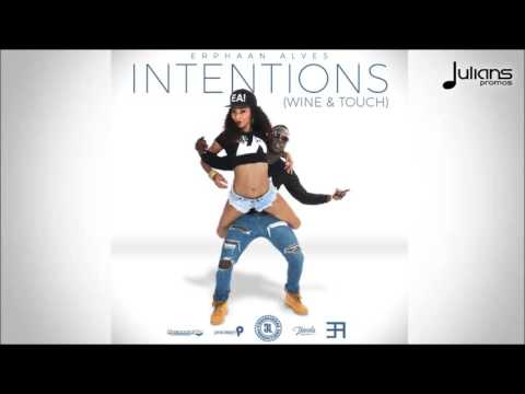 Erphaan Alves - Intentions (Wine & Touch)