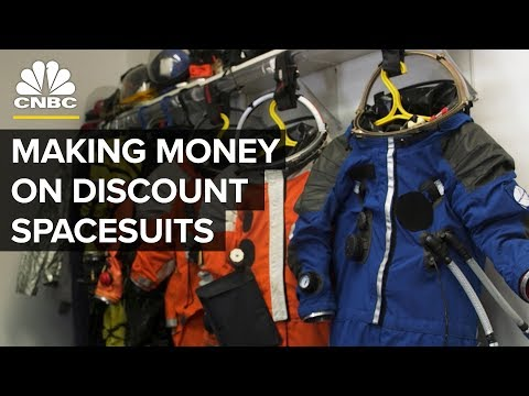 This Start-up Aims to Make Spacesuits at a Fraction of NASA's cost | CNBC