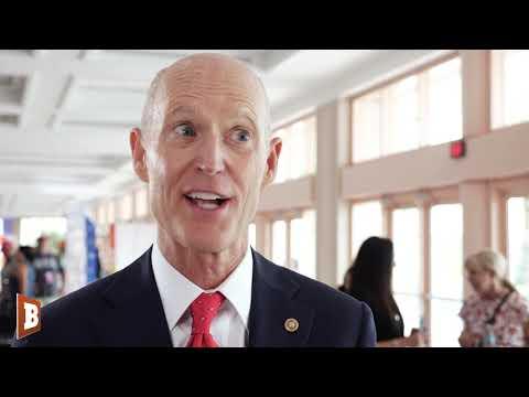 Sen. Rick Scott on Florida's Success, Biden's Failures
