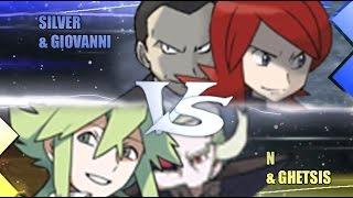 Pokemon Omega Ruby & Alpha Sapphire [ORAS]: N, Ghetsis Vs Silver, Giovanni
