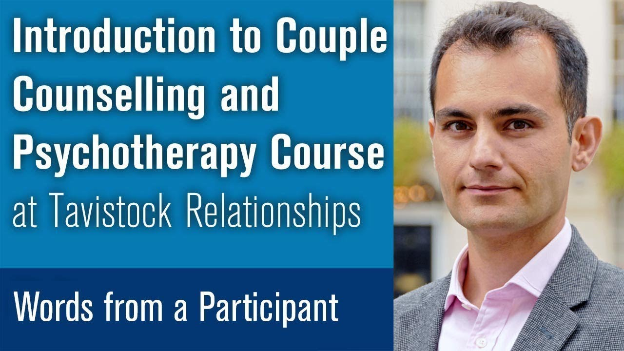 Introduction to Couple Counselling & Psychotherapy - Student Testimonial