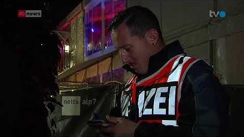 Betrunkene Olma-Besucher halten Stadtpolizei auf Trab