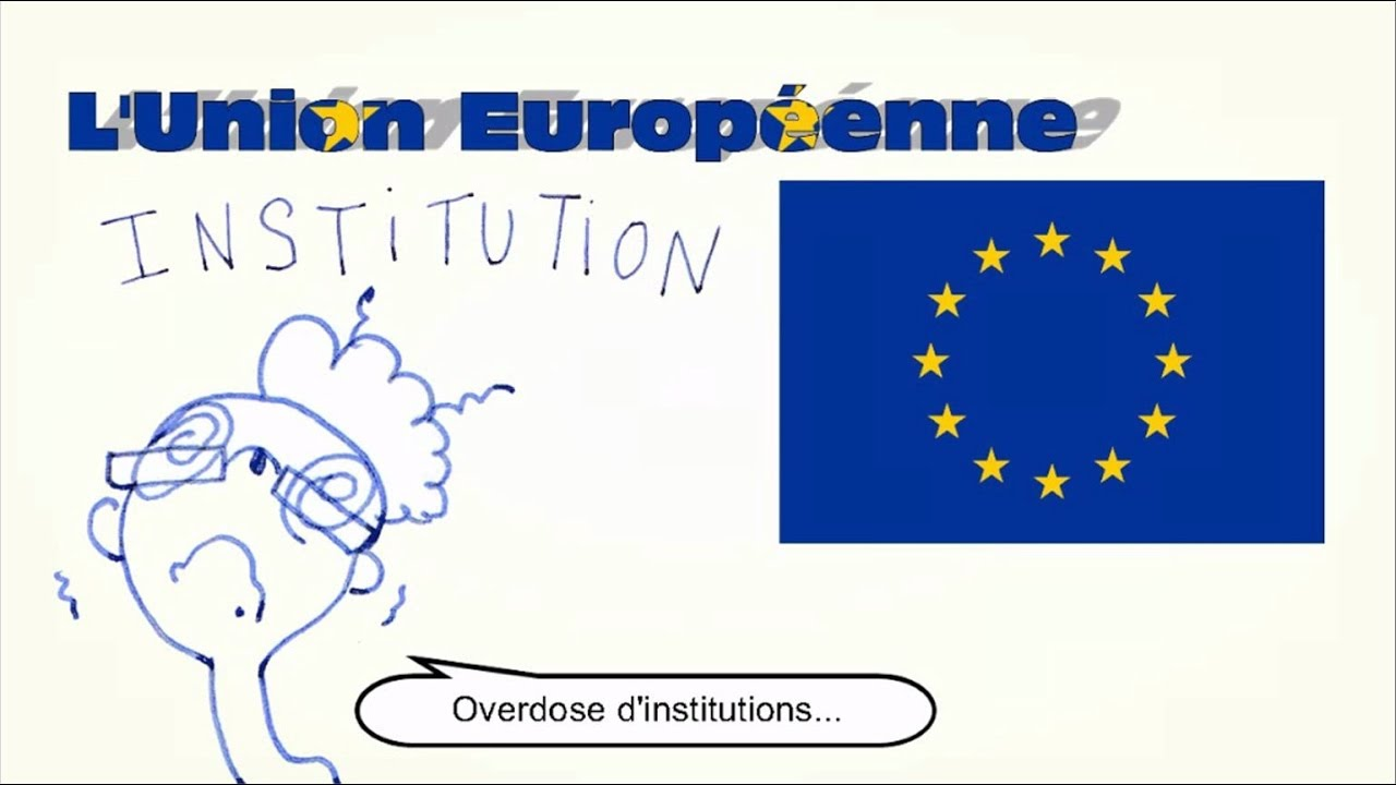 l u0026 39 union europ u00e9enne en r u00e9sum u00e9 - institution - droit