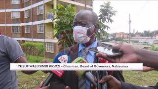Lands Minister reassures Nabisunsa administrators on land wrangle