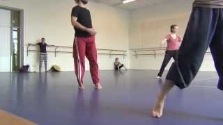 Falling and Rolling | workshop and classes | Guy Nader