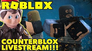 Elf on the Shelf Plays Roblox Counter Blox Live!