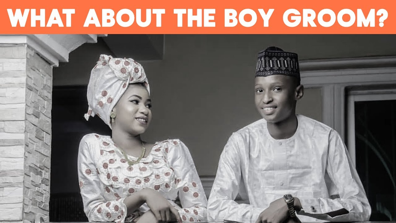 Child Marriage: What about the 'Boy  Groom'?
