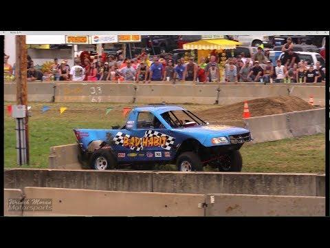 Tough Trucks Gone Wild ░ Knox County Fair