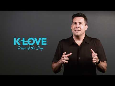 K-LOVE's Verse of the Day: John 1:1