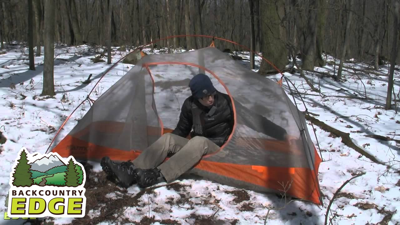 Marmot Eos 1P Backpacking Tent & Marmot Eos 1P Backpacking Tent - YouTube