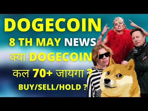 Dogecoin Prediction for SNL 8th May🔥🚀 | Dogecoin News Today | Dogecoin | PUMP🔥 | Cryptocurrency News
