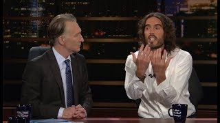 Bill Maher Gets a Reality Check from Russell Brand