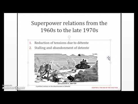 CCKSS History: End of Cold War Part 1