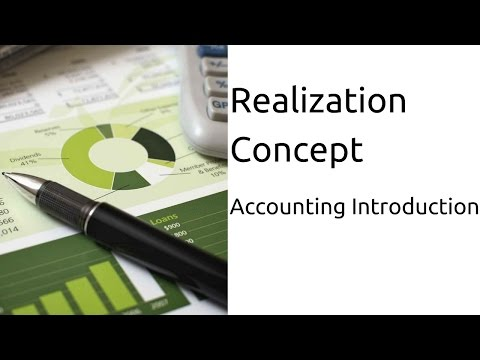 What is Realisation Concept | Accounting Concepts | Principles & Conventions | CA CPT | CS & CMA