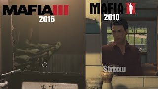 Mafia 2 is better than Mafia 3