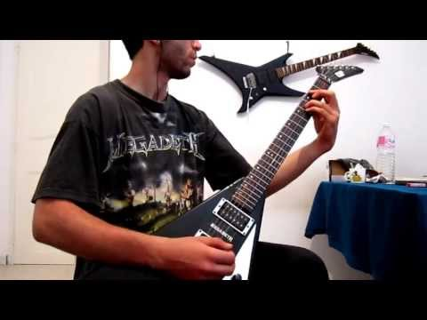Megadeth of mice and men cover