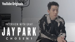 Interview scene with Gray from Jay Park: Chosen1