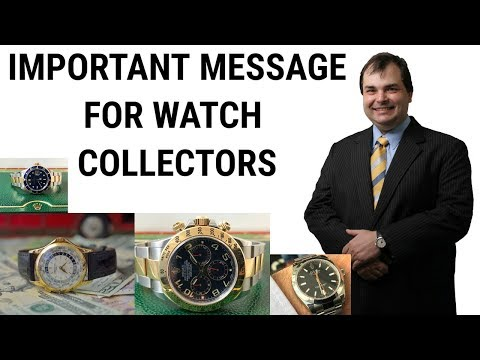 SIGNIFICANT MOMENTS WATCH PURCHASE - THE ARCHIELUXURY BABY STEPS TO LUXURY WRIST WATCH COLLECTING