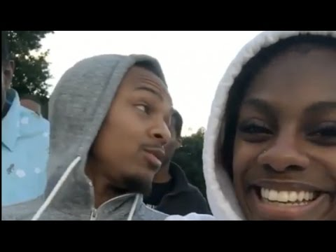 Jess Hilarious Clowns on Bow Wow Challenge