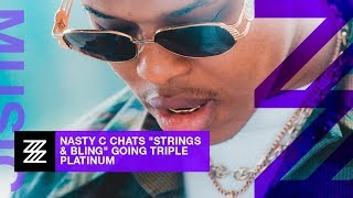 Nasty c seldom has the grace to toot his own horn even when he is making history so we got chat him about success of strings & bling, experienc...