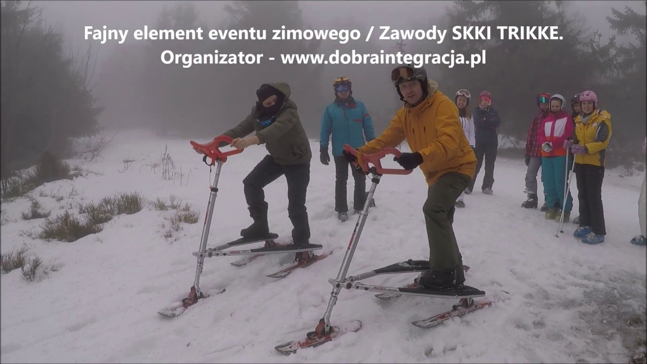 Event zimowy Event Nrciarski z www dobraintegracja pl